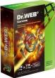 Программный продукт Dr.Web Security Space PRO на 2 Пк на 1 год BHW-BR-12M-2-A3 + криптограф Atlansys Bastion<br>