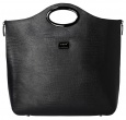 "Сумка 12"" Asus Leather Cosmo Carry Bag 90-XB2R00BA00010, кожа, Черный"