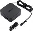 Универсальное зарядное устройство Asus U90W-01 для ux21/31/32/50/52 -e/a/vd/vs series; b121/ep121; b400/p500/pu401/ux51vz, Черный 90XB014N-MPW000