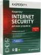 Программный продукт Kaspersky Internet Security Multi-Device Russian Edition. Регистрационный ключ на 3 ПК на 1 год KL1941RBCFS (BOX)