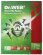 Программный продукт Dr.Web Security Space. Регистрационный ключ 2 ПК на 1год BHW-B-12M-2-A3<br>