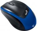 Мышь беспроводная Genius DX-7020, 1200dpi, Черный/Синий