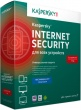 Программный продукт Kaspersky Internet Security Multi-Device Russian Edition. Регистрационный ключ на 2 ПК на 1 год KL1941RBBFS (BOX)