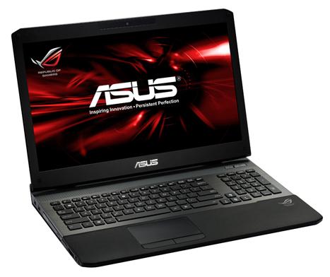 Игровые ноутбуки ASUS G75VX и ASUS G75VW