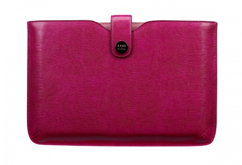 """Чехол 10"""" Asus Index Sleeve Pink 90-XB0JOASL00020 Искусственная кожа, Розовый"""