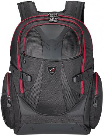 """Рюкзак 17"""" ASUS ROG XRanger, Баллистический нейлон/резина, Черный 90XB0310-BBP100"""