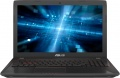 ASUS FX553VE i5-7300HQ 12Gb 1Tb + SSD 128Gb nV GTX1050Ti 2Gb 15,6 FHD BT Cam 3200мАч Win10 Черный FX553VE-DM473T 90NB0DX4-M07090