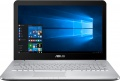 Asus N552VX i5-6300HQ 4Gb 1Tb nV GTX950M 4Gb 15,6 HD DVD(DL) BT Cam 3200мАч Win10 Серый 90NB09P1-M03160