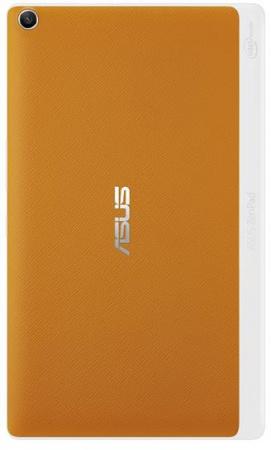 Чехол-накладка Asus Zen Case для ZenPad 8.0 Z380C/Z380KL, Поликарбонат, Оранжевый 90XB015P-BSL3I0