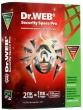 Программный продукт Dr.Web Security Space PRO на 2 Пк на 1 год AHW-B-12M-2-A2 + 150 дней<br>