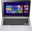 Asus Transformer Book Trio TX201LA i5-4200U 4Gb 500Gb Intel HD Graphics 4400 11,6 Touchscreen(MLT) BT Cam 4400мАч Win8 Серебристый 90NB03I1-M00960