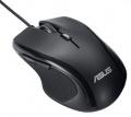 Мышь проводная Asus UX300 90-XB2P00MU00000, 1600dpi, Черный