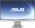 AIO ASUS Vivo AiO V222UAK  i5-8250U 4Gb SSD 256Gb Intel UHD Graphics 620 21.5 FHD BT Cam Endless OS Белый/Серебристый V222UAK-WA020D 90PT0262-M04620