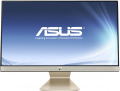 AIO ASUS Vivo AiO V241IC i5-8250U 4Gb 1Tb nV GT930MX 2Gb 23.8 FHD BT Cam Endless OS Черный/Золотистый V241ICGK-BA066D 90PT01W1-M17230