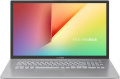 ASUS VivoBook X712FB i5-8265U 8Gb 1Tb + SSD 128Gb nV MX110 2Gb 17,3 HD+ BT Cam 4050мАч Win10 Серебристый X712FB-BX014T 90NB0L41-M00140