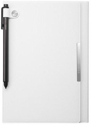 Чехол-книжка ASUS ZenPad S 8.0 Z580C/Z580CA Zen Clutch, Полиуретан/Поликарбонат, Белый 90XB015P-BSL3Q0