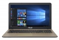 ASUS X540NA CQC N3350 4Gb 500Gb Intel HD Graphics 500 15,6 HD BT Cam 2600мАч Win10 Черный/Золотистый X540NA-GQ005T 90NB0HG1-M02040