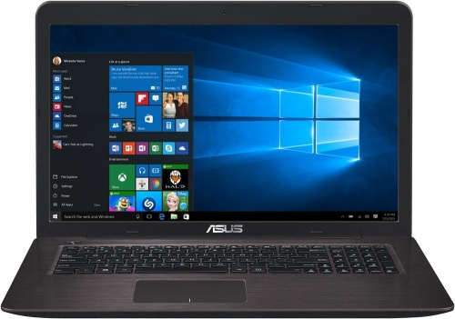 ASUS  X756UQTY232T