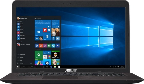 ASUS  X756UQTY366T