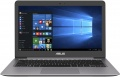 ASUS Zenbook UX310UA i5-7200U 8Gb 1Tb + SSD 128Gb HD Graphics 620 13,3 QHD+ IPS BT Cam 3700мАч Win10 Серый UX310UA-FB818T 90NB0CJ1-M13000