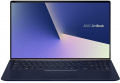 ASUS Zenbook UX533FN i5-8265U 8Gb SSD 256Gb nV MX150 2Gb 15,6 FHD IPS 4800мАч Win10 Синий UX533FN-A8017T 90NB0LD1-M01770