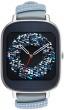 Смарт-часы ASUS ZenWatch 2 WI502Q Blue, Синий 90NZ003A-M01320 WI502Q-1LSVK0012 (голубой кожаный ремешок со стразами Swarovski) 90NZ003A-M01320