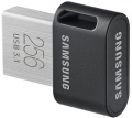 Флешка Samsung 256Gb Fit Plus, USB 3.1, Серебристый MUF-256AB/APC