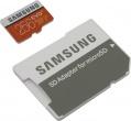 Карта памяти Samsung microSDXC 256GB EVO Plus UHS-I + SD адаптер MB-MC256DA/RU